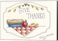 Give Thanks Fine-Art Print