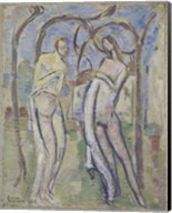 Adam and Eve, 1888 Fine-Art Print