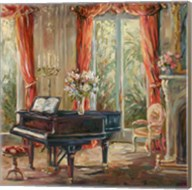The Music Room I Fine-Art Print