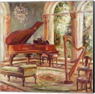 The Music Room II Fine-Art Print