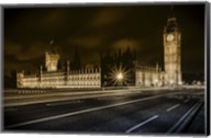 Houses of Parliament Fine-Art Print