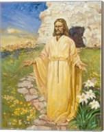 Jesus Has Risen Fine-Art Print