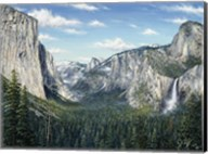 Yosemite Valley Fine-Art Print