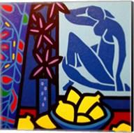 Homage To Matisse 1 Fine-Art Print