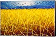 Homage To Van Gogh 1 Fine-Art Print