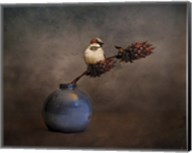 Little Sparrow Friend Fine-Art Print