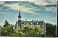 Jubilee Hall At Fisk University Nasvhille Tennessee Fine-Art Print