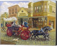 Fire Truck Fine-Art Print