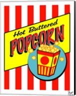 Hot Buttered Popcorn Fine-Art Print