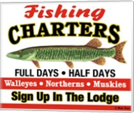 Fishing Charters Fine-Art Print