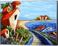 Ocean Village Fine-Art Print
