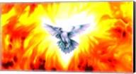 Holy Spirit Fire Fine-Art Print