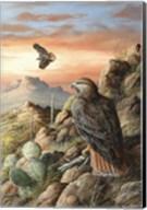 Canyon Hunters Fine-Art Print