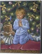 A Christmas Prayer Fine-Art Print