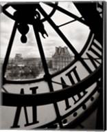 Big Clock Fine-Art Print
