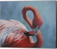 Figure 8 - Flamingo Fine-Art Print