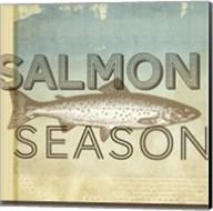 Salmon Season Fine-Art Print