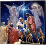 Nativity Collage 1 Fine-Art Print