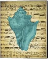 Blue Sea 1 Fine-Art Print