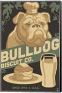 Bulldog Biscuit Co. Fine-Art Print