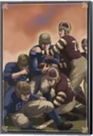 Vintage Football 4 Fine-Art Print