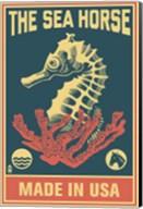The Sea Horse Fine-Art Print