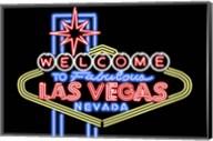 Welcome to Las Vegas Fine-Art Print