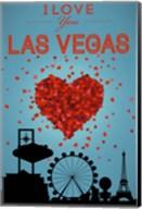I Love Las Vegas Fine-Art Print