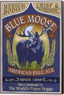 Blue Moose Pale Ale Fine-Art Print