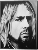 Kurt Cobain Fine-Art Print