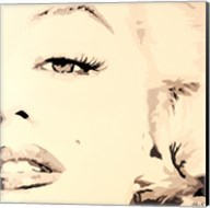 She Knows Marilyn Monroe Pop Art Fine-Art Print