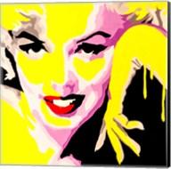 Temptress Marilyn Monroe Fine-Art Print