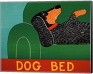 Dog Bed Dachshund Fine-Art Print