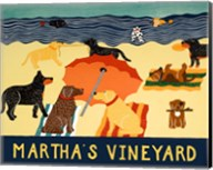 Ocean Ave Martha's Vineyard Fine-Art Print