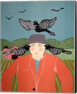 Scarecrow Top Fine-Art Print