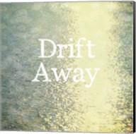 Drift Away Fine-Art Print