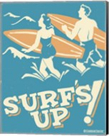 Surf's Up Fine-Art Print