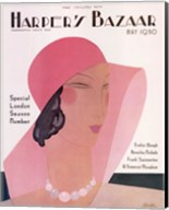 Harper's Bazaar May 1930 Fine-Art Print