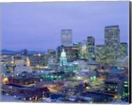 State Capitol Building, Denver, Colorado Fine-Art Print