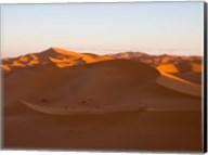 Erg Chebbi Dunes, Errachidia Province, Morocco Fine-Art Print