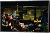The Strip, Las Vegas, Clark County, Nevada Fine-Art Print