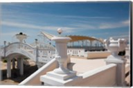 Resort at Riviera Beach, Russia Fine-Art Print