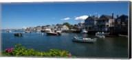 Nantucket Harbor, Massachusetts Fine-Art Print
