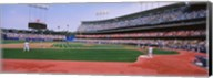 Dodgers vs. Yankees, Dodger Stadium, California Fine-Art Print