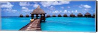 Thulhagiri Island Resort, North Male Atoll, Maldives Fine-Art Print