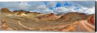 Titus Canyon Road, Death Valley National Park, California Fine-Art Print