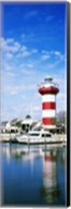 Harbour Town Lighthouse, Hilton Head Island, South Carolina Fine-Art Print