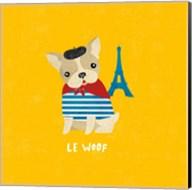 Good Dogs French Bulldog Bright Fine-Art Print