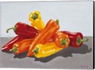 Pepper Collection I Fine-Art Print