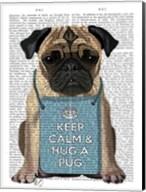 Hug a Pug Fine-Art Print